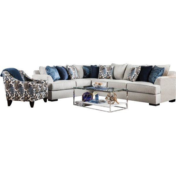 Fyffe Sectional by Darby Home Co