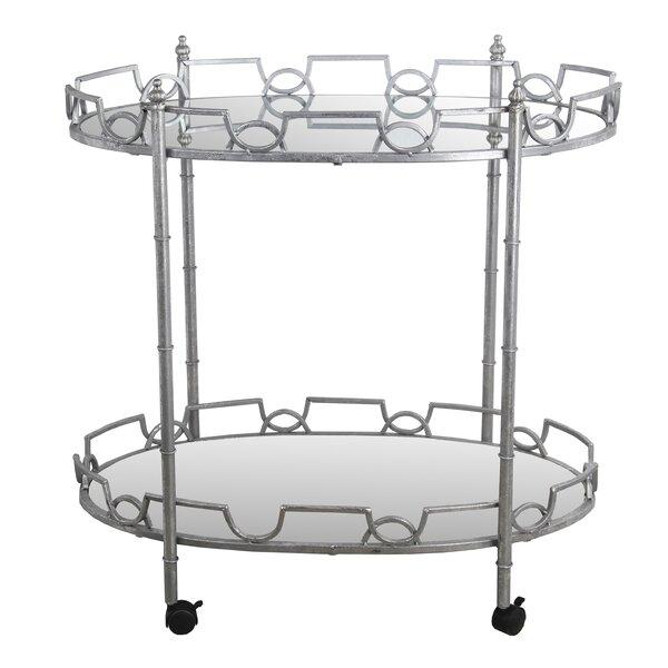 Gudruna Bar Cart by Willa Arlo Interiors