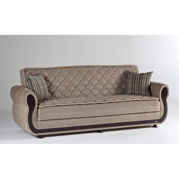Ansonville 90.5'' Rolled Arm Sofa Bed By Winston Porter
