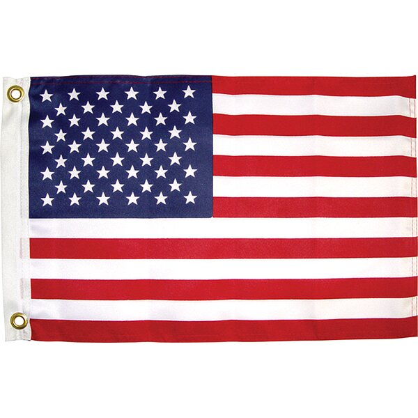United States National Flag by Unified Marine