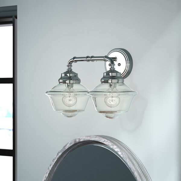 Margo 2-Light Vanity Light by Trent Austin Design