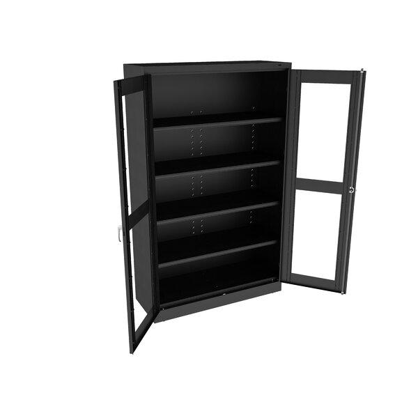 Krieger Welded Jumbo Storage Cabinet by Symple Stuff