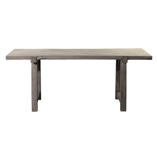 Pottorff Solid Wood Dining Table by Gracie Oaks