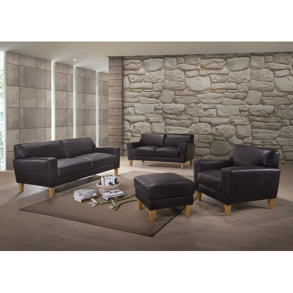 Cadnite Configurable Living Room Set by Latitude Run