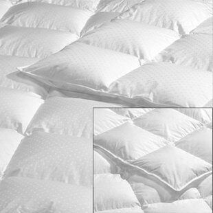 Hutterite All Season Goose Down Duvet Fill By Highland Feather
