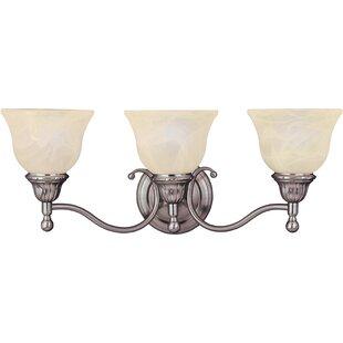 Compare & Buy Stronghurst 3-Light Vanity Light ByAlcott Hill
