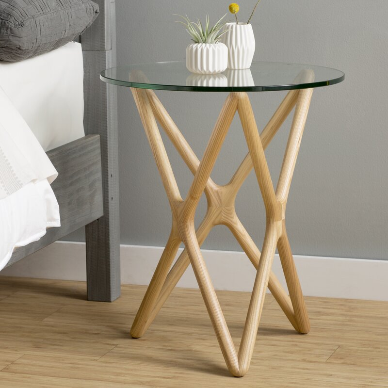 Starlight+End+Table Coffee Table Glass Top Aeon Furniture Aeon Furniture Starlight Coffee Table