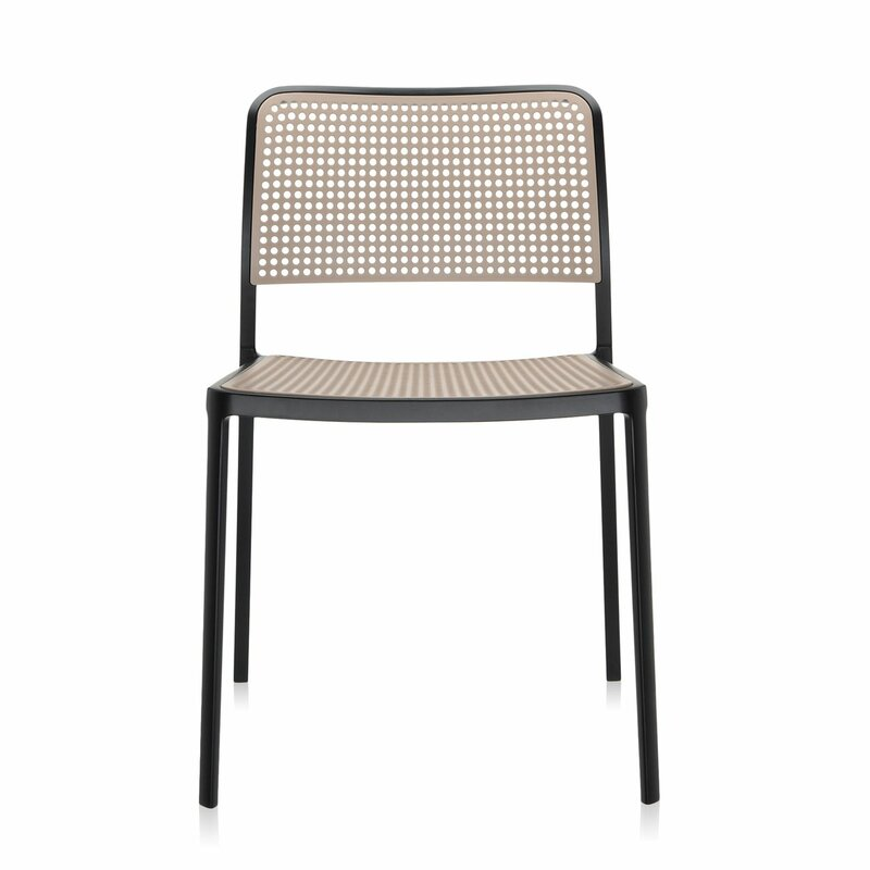 Attractive Audrey Armeless Chair