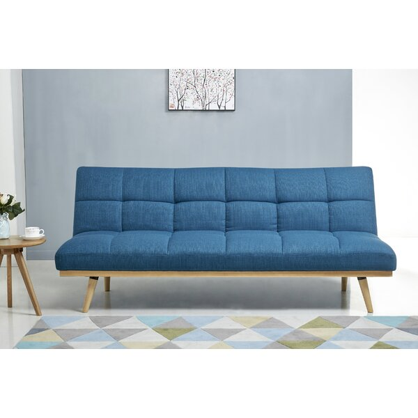 Bulloch Convertible Sofa by Mercury Row