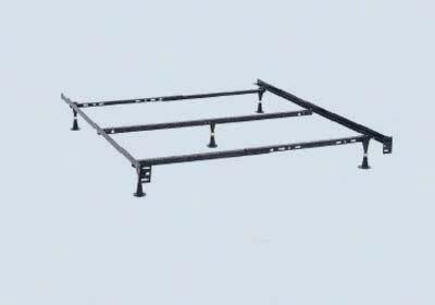 Kali Metal Bed Frame by Harriet Bee