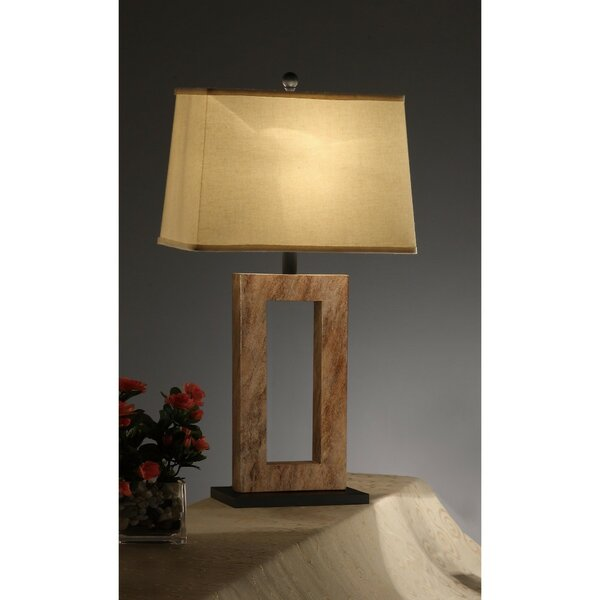 Whobrey Polyresin 31 Table Lamp (Set of 2) by Millwood Pines