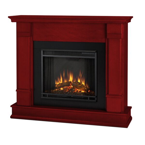 Silverton Electric Fireplace by Real Flame