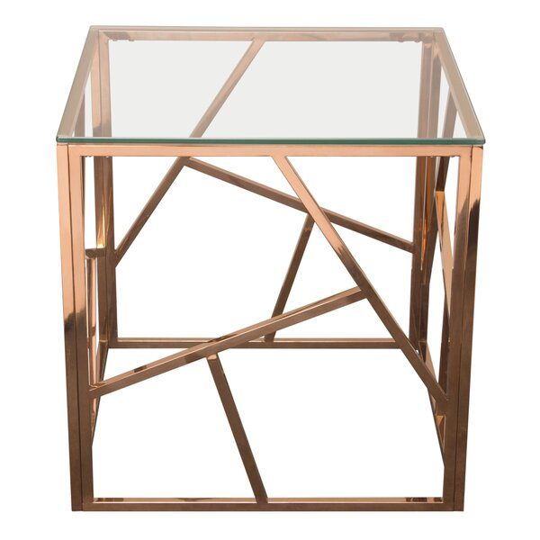 Heitman End Table By Diamond Sofa