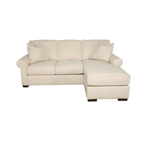 Sofa Reversible Chaise Sectional by Bauhaus