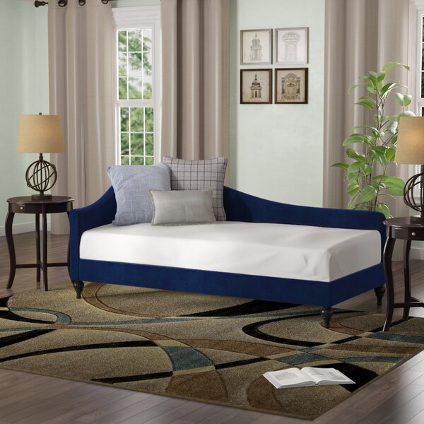 Top Reviews Jaylan Twin Daybed by Charlton Home