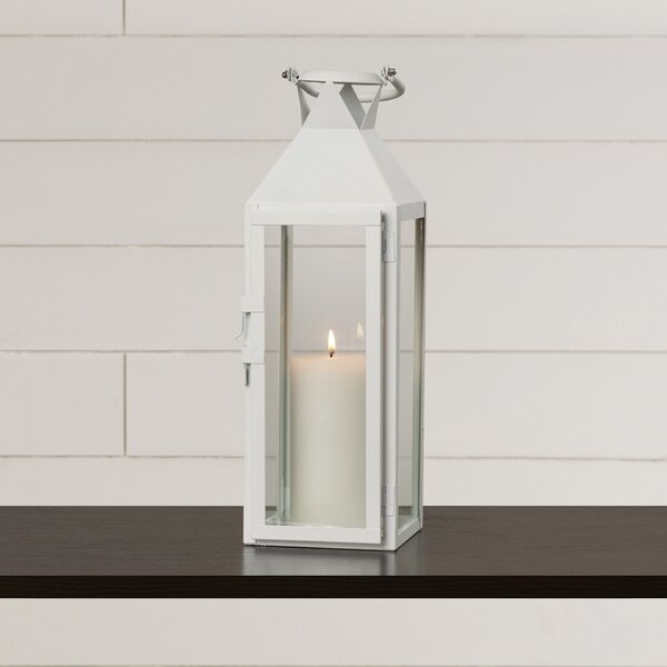 Artemesia Candle Lantern by August Grove