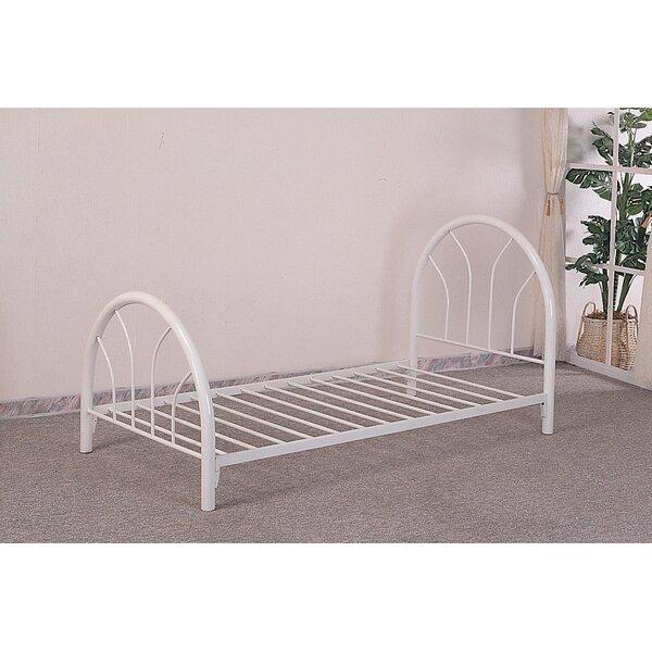 Fairbanks Twin Slat Bed by Wildon Home ®