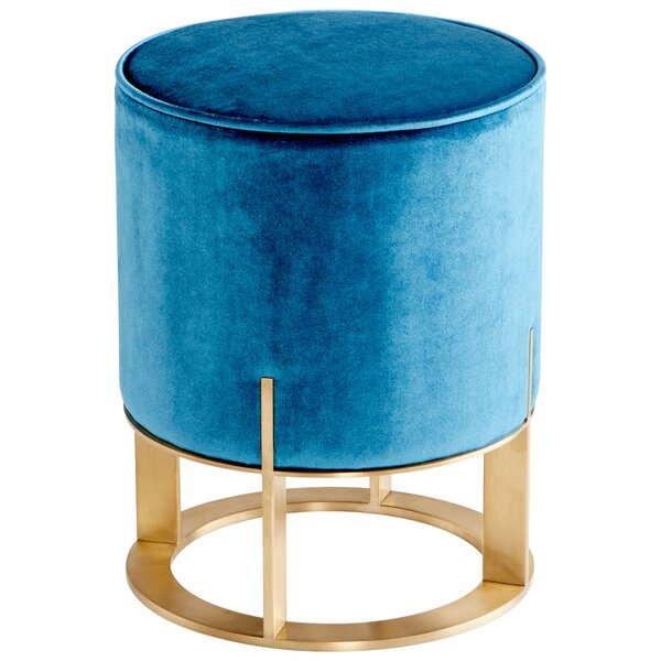 Donatello Vanity Stool by Cyan Design