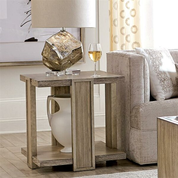 Almazan End Table by One Allium Way