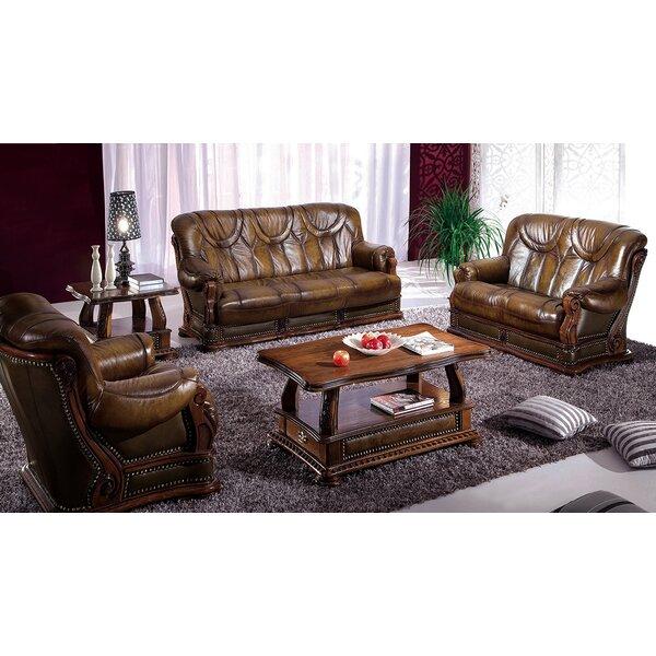 Carrie Sleeper Configurable Living Room Set by Fleur De Lis Living