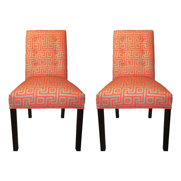 Kacey Side Chair (Set Of 2) By Sole Designs