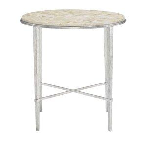 Solange Round End Table by Bernhardt