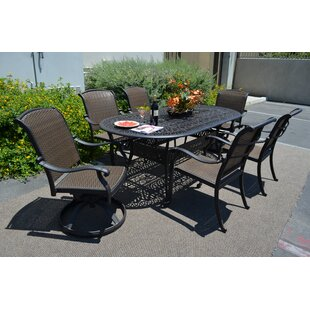 Adela 7 Piece Dining Set ByDarby Home Co