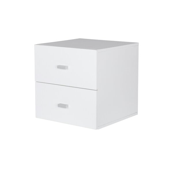 Cubo 2-Drawer Container by Phoenix Group AG