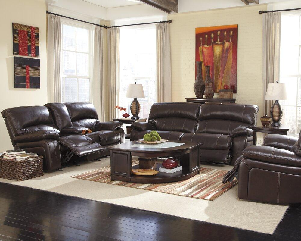 Signature Design By Ashley Dormont Configurable Living Room Set Reviews Wayfair