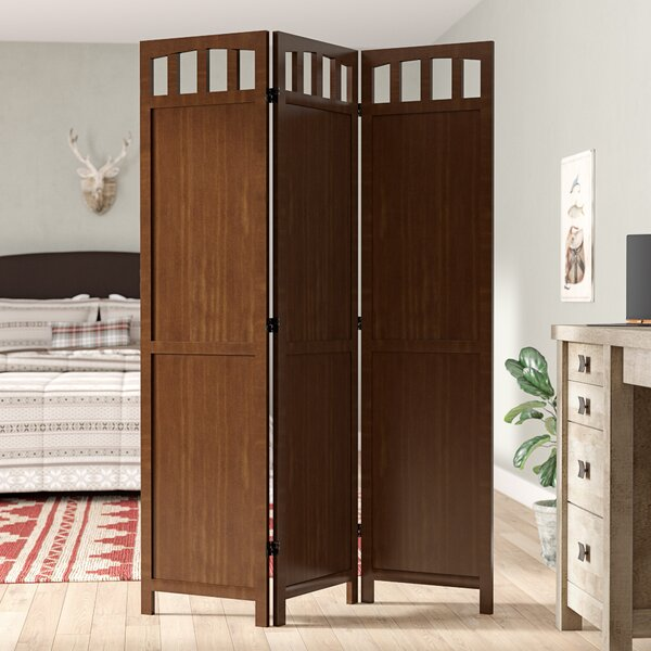 Ayden 3 Panel Room Divider by Loon Peak