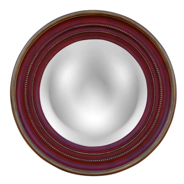 Maiden Convex Accent Mirror by Hickory Manor House