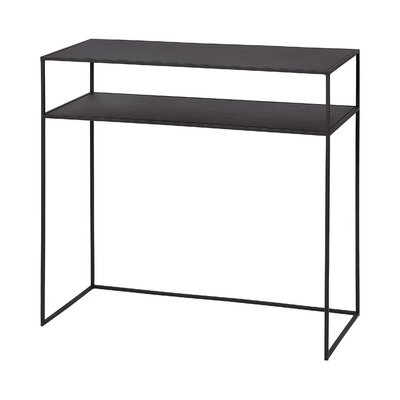 Blomus 33 4 Console Table Metal In Black Size 13 8 L X 33 4 W X 31 4 H Wayfair 65751 From Blomus Ibt Shop