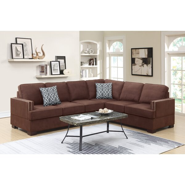 Newlon Reversible Sectional by Red Barrel Studio