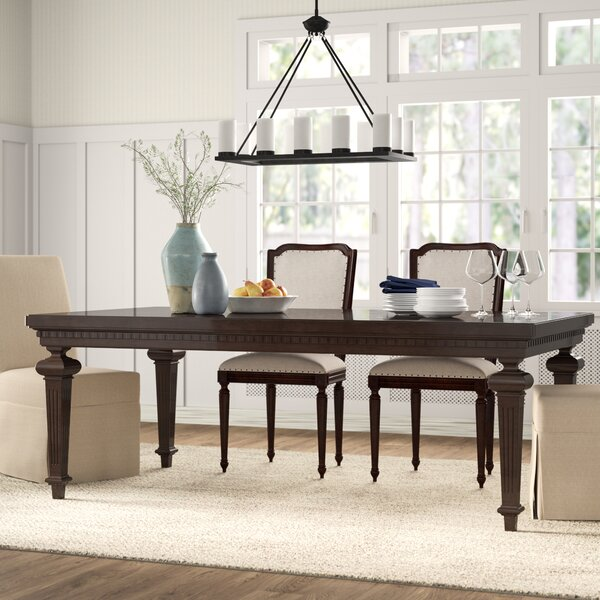 Proximity Extending Dining Table by Birch Lane™ Heritage