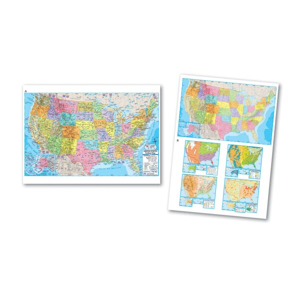 Advanced Political Deskpad - United States by Universal Map