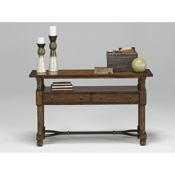 Binberrie Console Table by World Menagerie