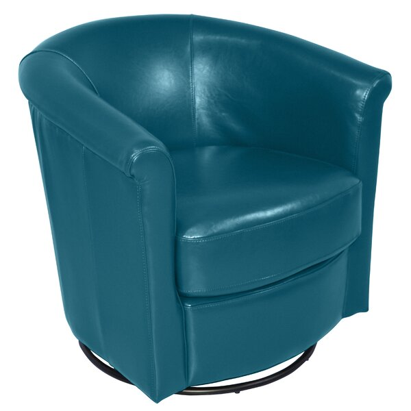 Marvel Swivel Barrel Chair by Porter Designs