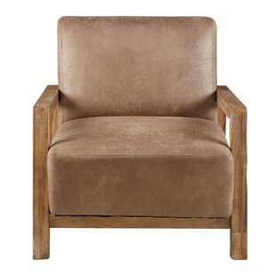 Best Reviews Madrigal Lounge Chair ByUnion Rustic
