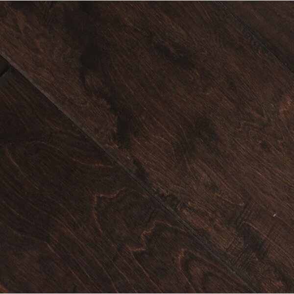 Ocean West 6-1/2 Engineered Birch Hardwood Flooring in Tilamonk by Wildon Home ®