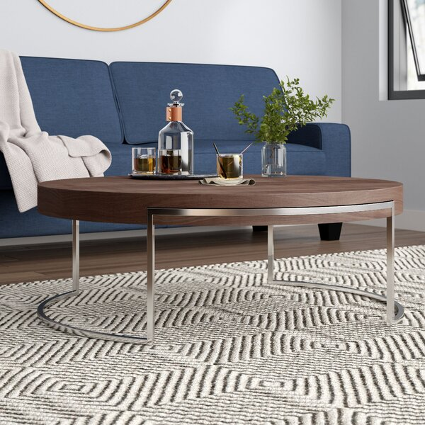 Remi Sled Coffee Table By Brayden Studio