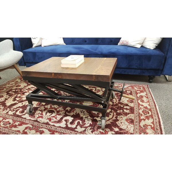 Valerton Lift Top Coffee Table By Williston Forge