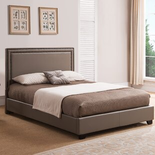 Check Prices Baffin Upholstered Platform Bed By Mantua Mfg. Co.