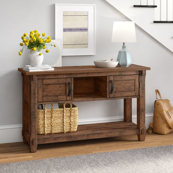 Kemper Console Table By Three Posts