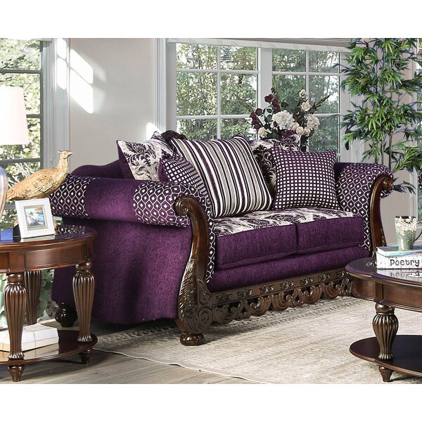 Stay Up To Date With The Newest Trends In Ridenhour Loveseat by Astoria Grand by Astoria Grand