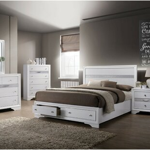 Embree Storage Panel Bed by Mercer41