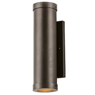 Best Lower Claverham Outdoor Sconce By 17 Stories