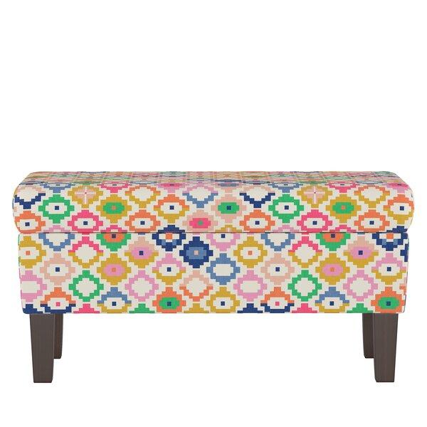 Derrell Wood Storage Bench by Brayden Studio Brayden Studio®