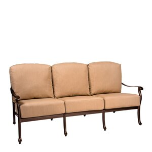 Casa Sofa with Cushions Woodard