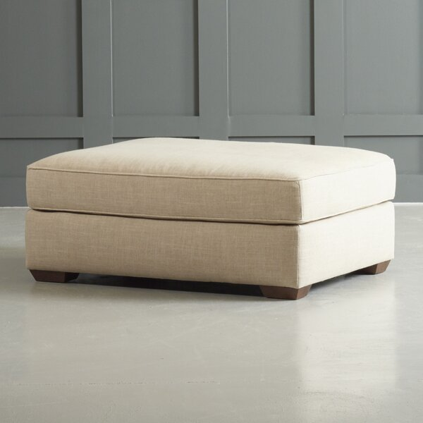Hansen Ottoman by Wayfair Custom Upholstery™