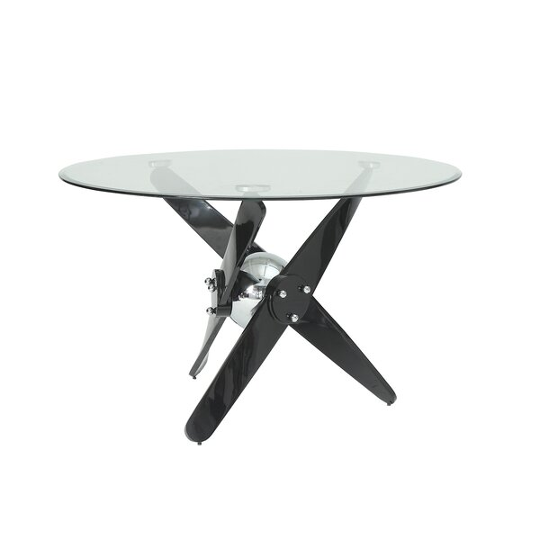 Hartzler Dining Table by Orren Ellis